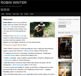 Robin Winter, Author